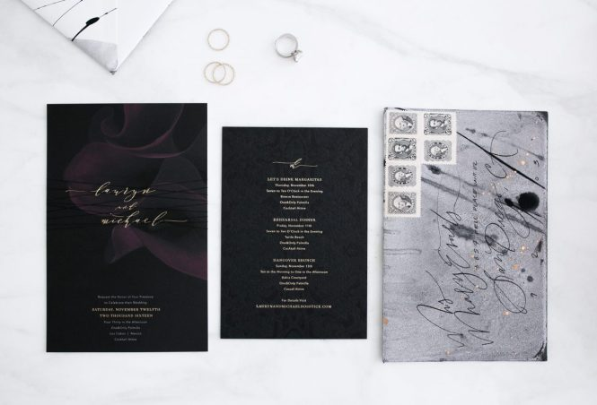 Wedding Invitations Sent Out: 100+ When Should Wedding Invites Be Sent Out