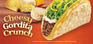 Tbell gordita crunch