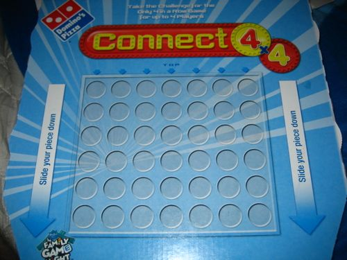 Dominos Connect 4 box 2
