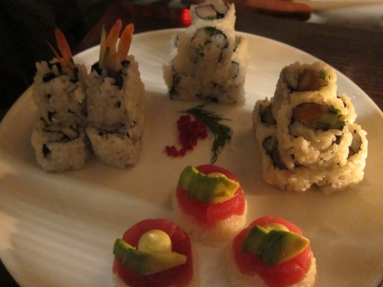 A Week in Sushi: Sushi Seki and Bozu