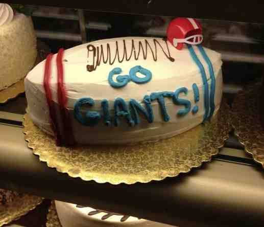 GIANTS WIN THE SUPERBOWL!!