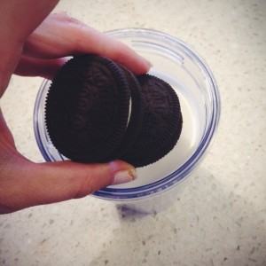 Prepare to meet your fate, Oreos.
