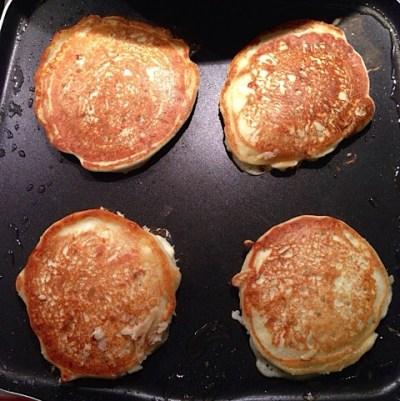 pancake flips