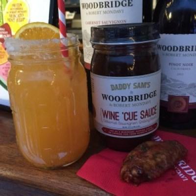 Butter Woodbridge Cue sauce