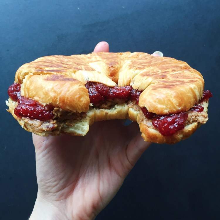 AB&J Croissant AND a FreshDirect Giveaway!