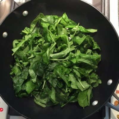 FD spinach