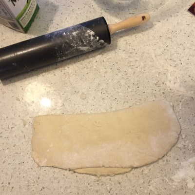 KA dough rectangle