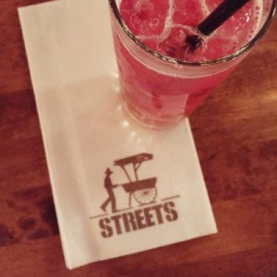 Streets drink