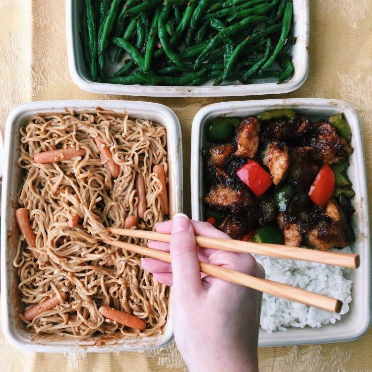 I Made Chinese Food! Via Cuckoo Kitchen