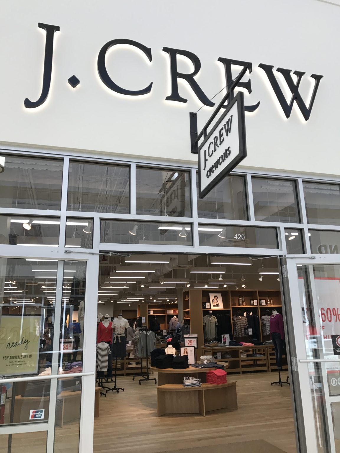 J. Crew Outlet