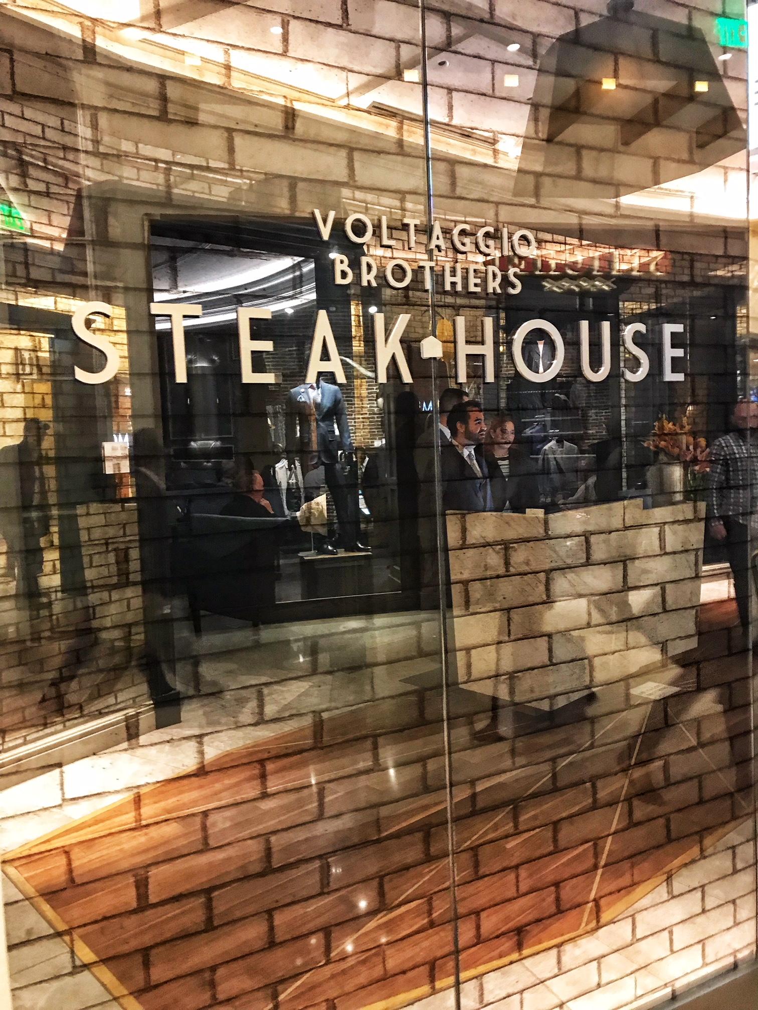 Voltaggio Bros Steakhouse