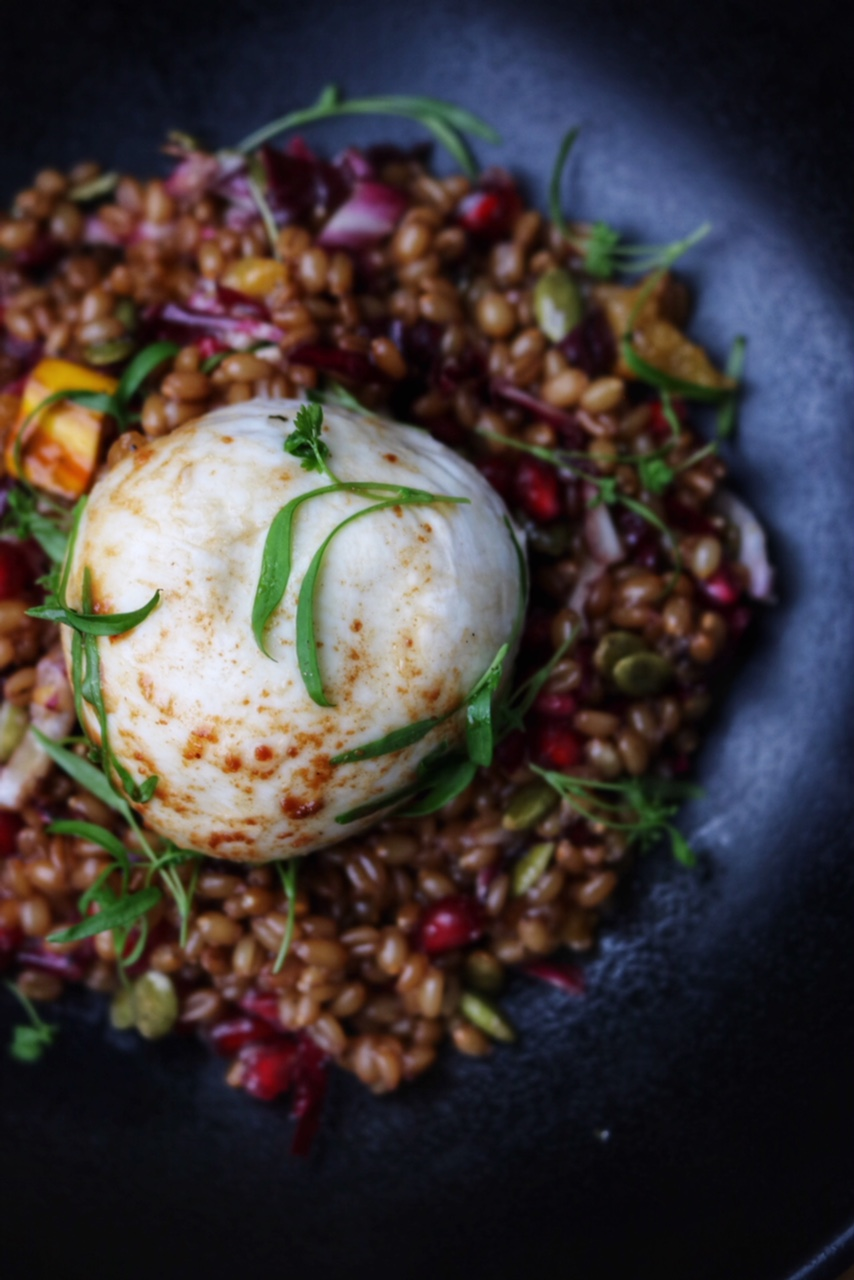 Burrata salad Gelso & Grand