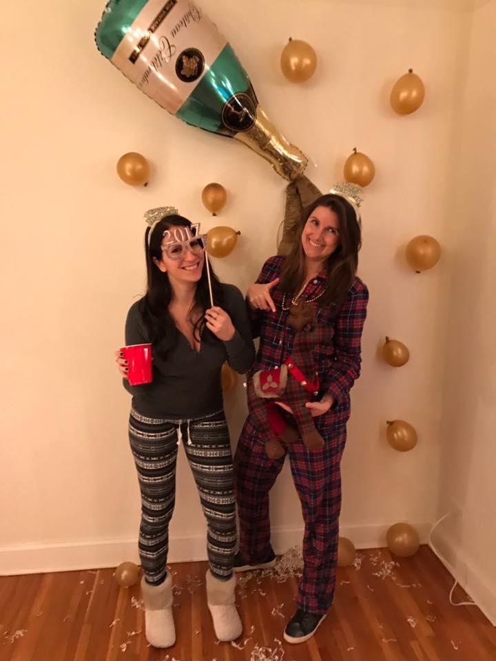 NYE 2016 PJ Party