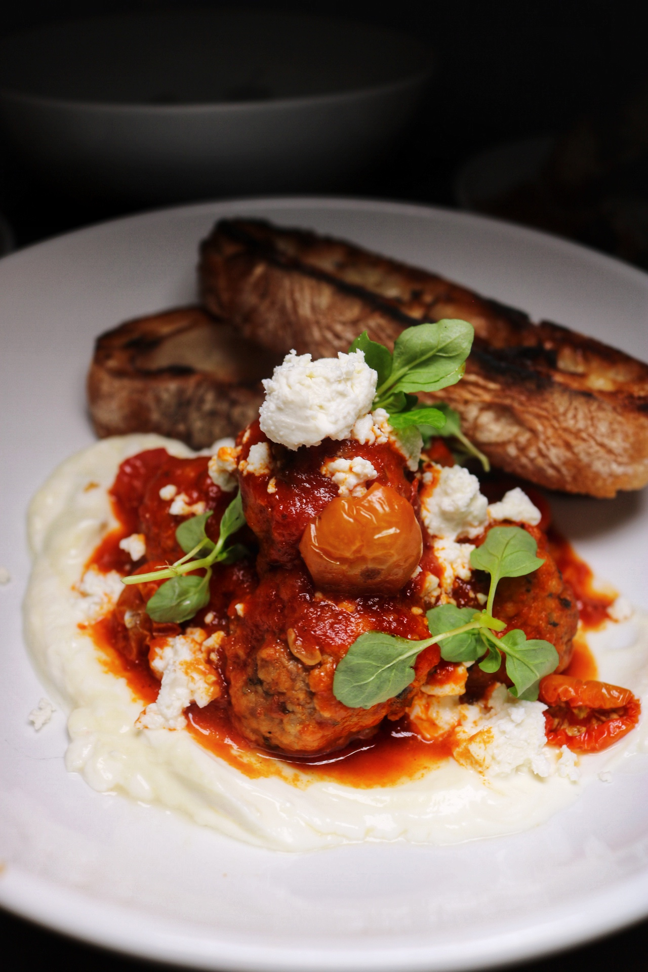 lamb meatballs kingside