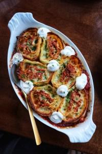 don angie lasagna