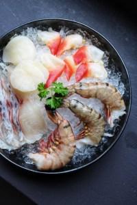 Tang Hot Pot seafood
