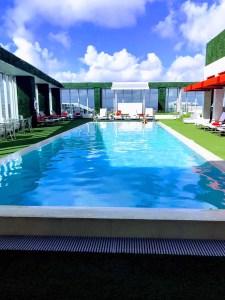 W miami brickell pool