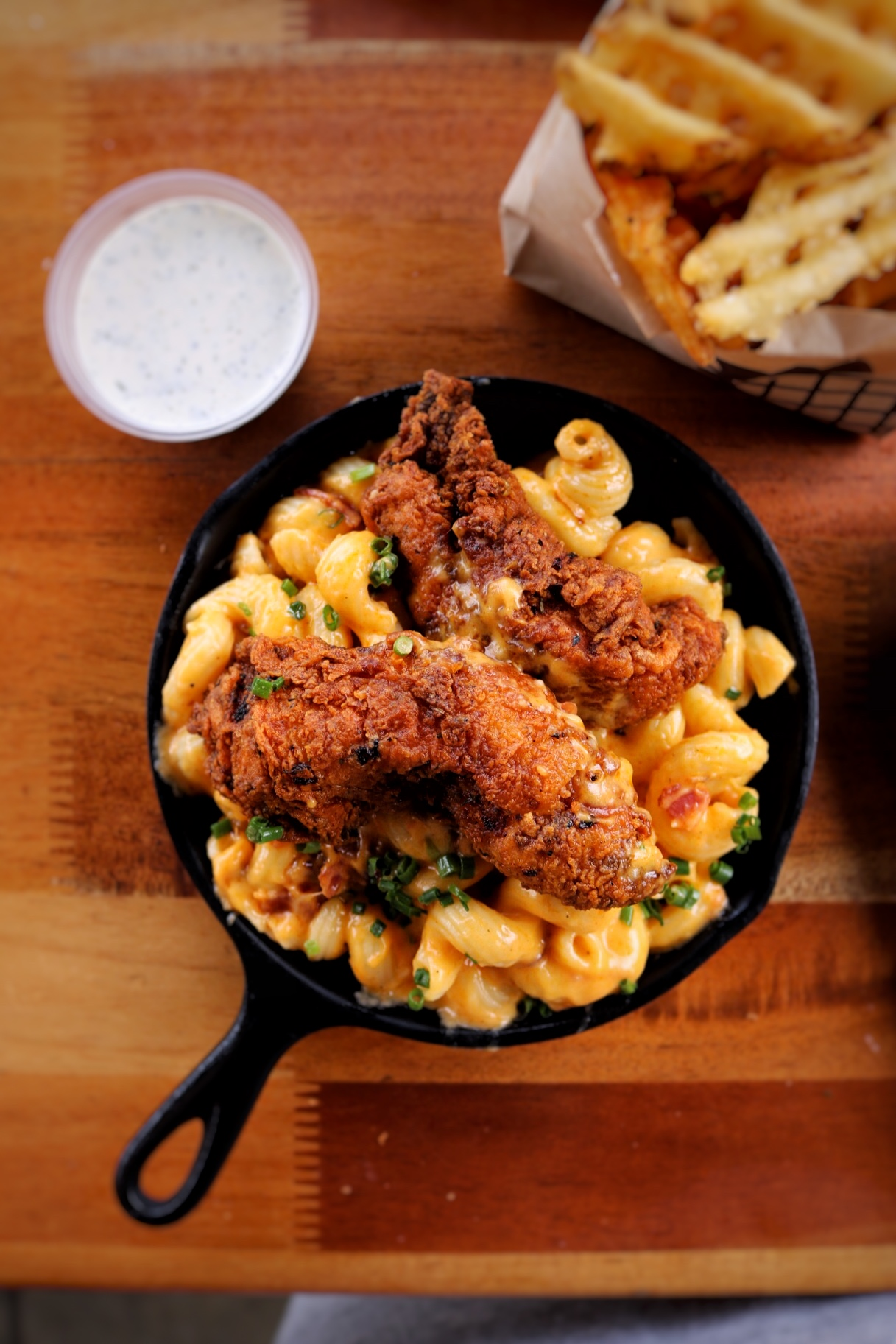 Bruxie Mac n Cheese