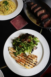 Harry's NYC Lunch Spread