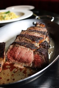 Cajun Ribeye For Two harrys nyc