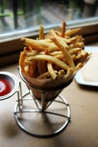 Flex Mussels Fries