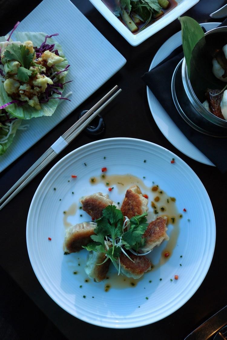 Nest @WP24 Ritz-Carlton Dumplings