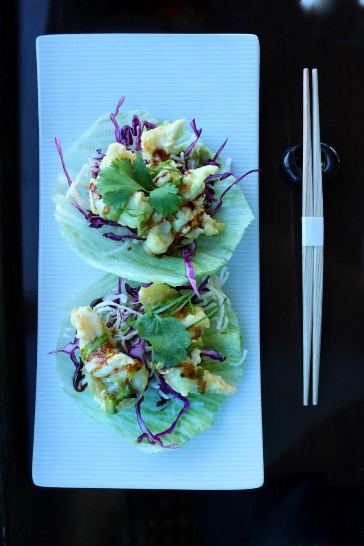 Nest @ WP24 - Shrimp Lettuce Wraps