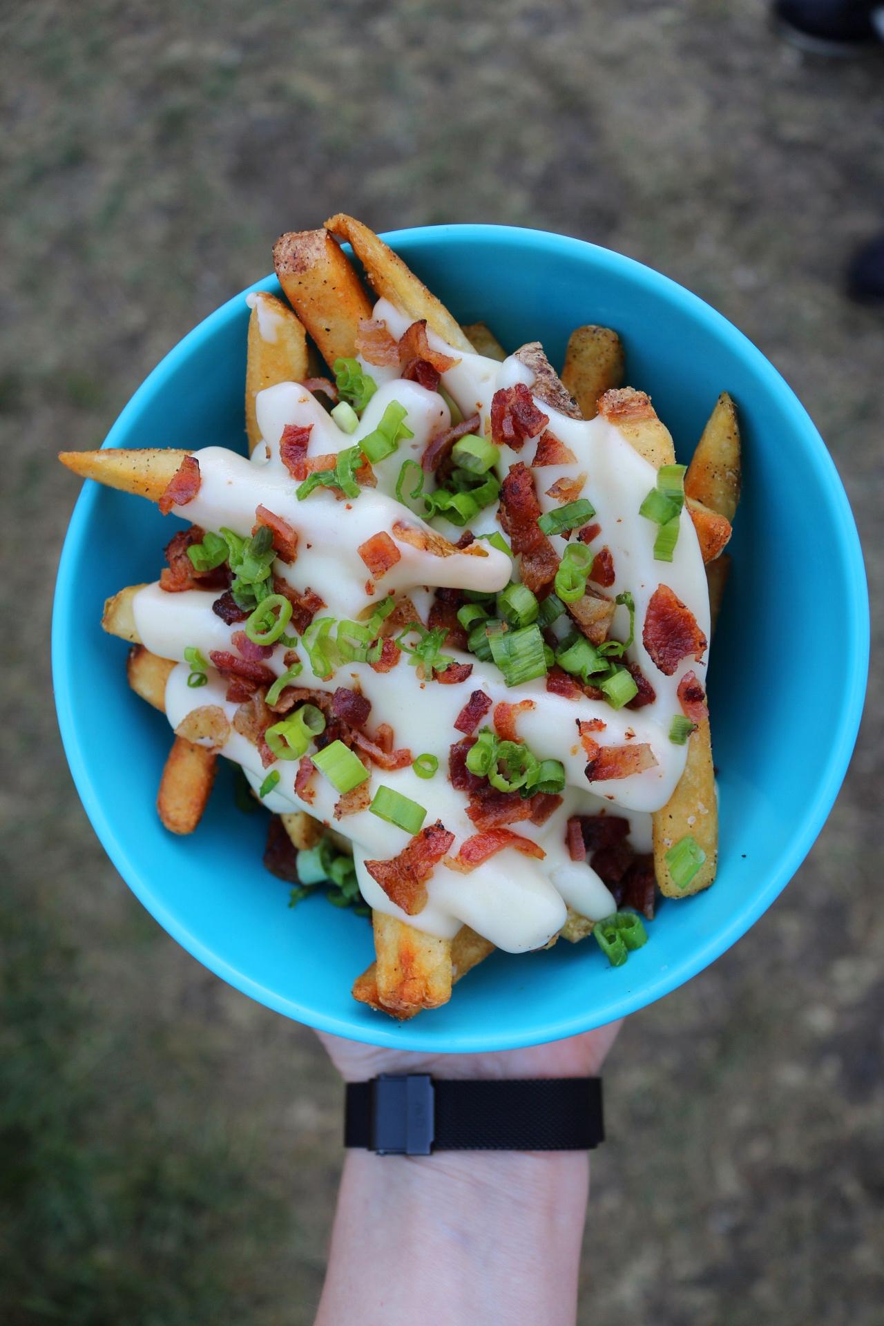 Loaded Fries The Springs BK