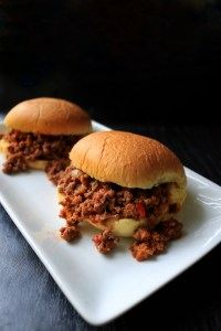 Sloppy Joes Instant pot