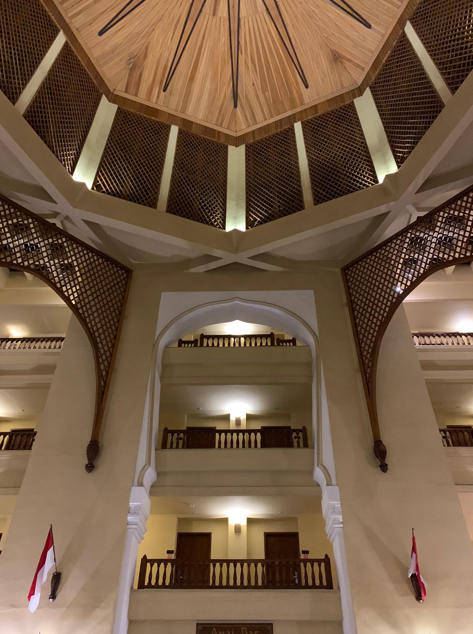 Royal Ambarrukmo Hotel - Yogyakarta
