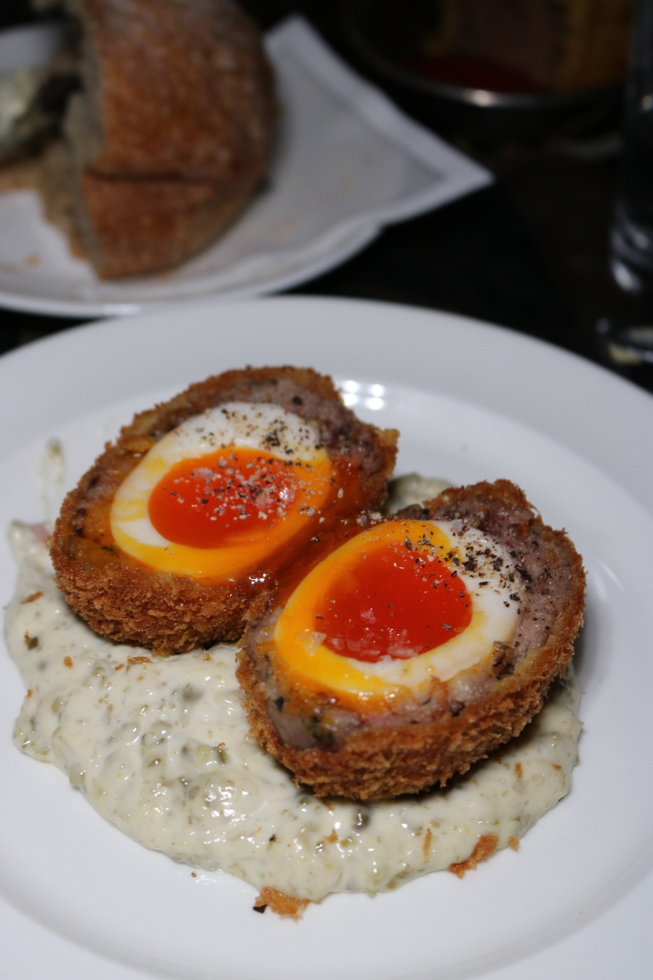 The Ned - Scotch Egg