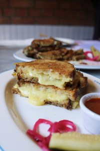 The Cheese Bar - Original Cheddar Grilled Cheese