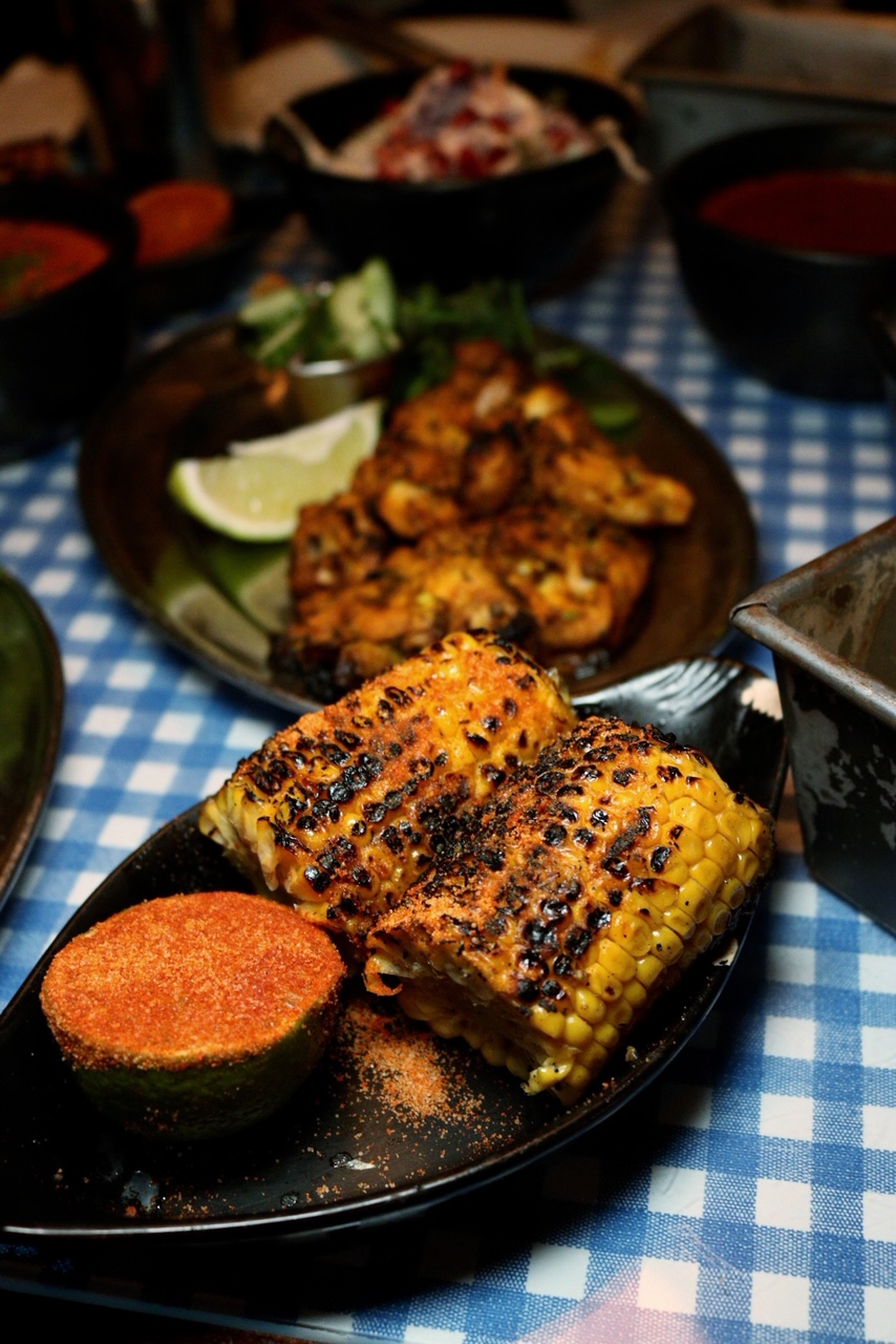 Dishoom - Butter-Bhutta