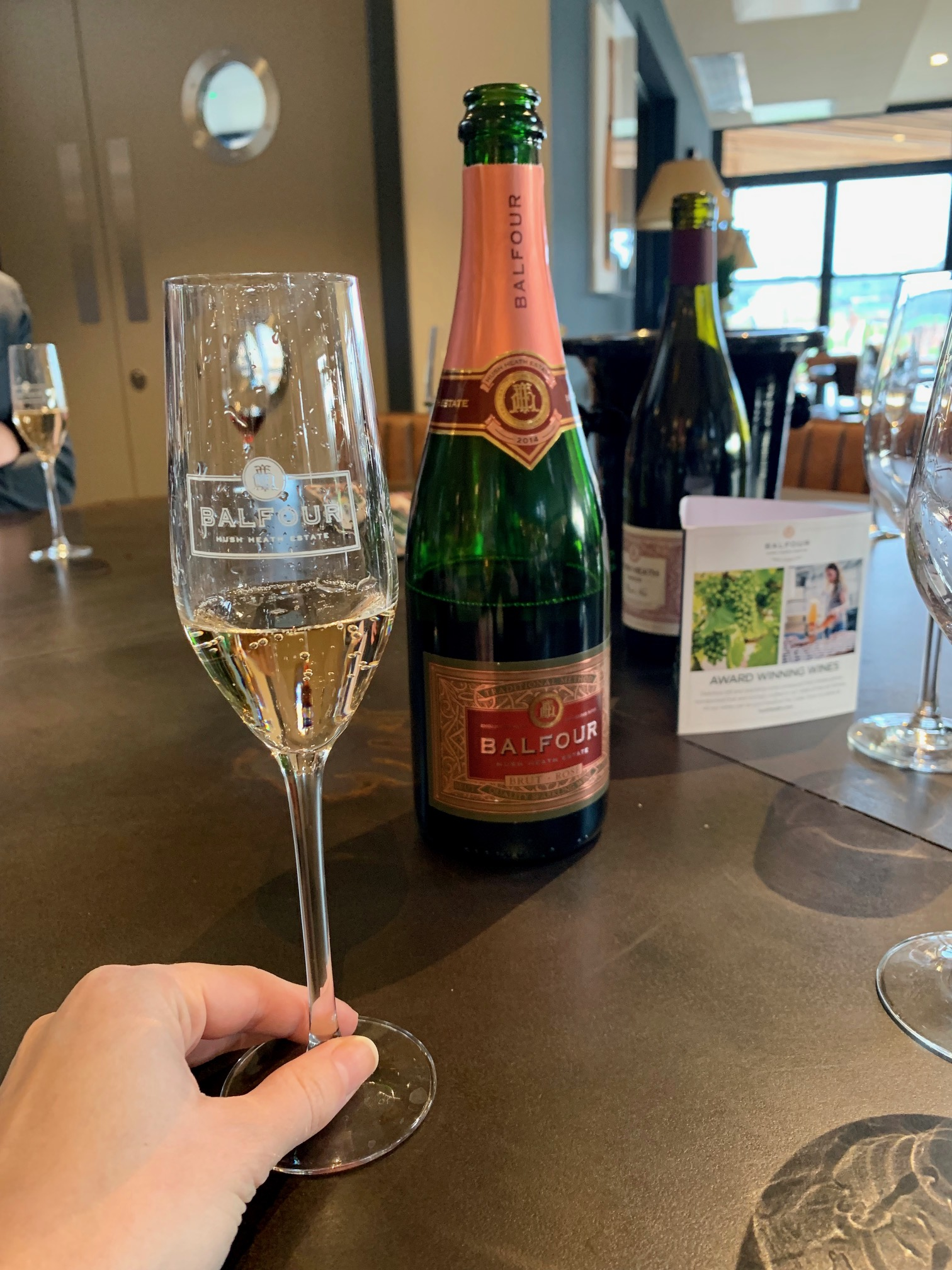 Hush Heath - Balfour Sparkling Wine