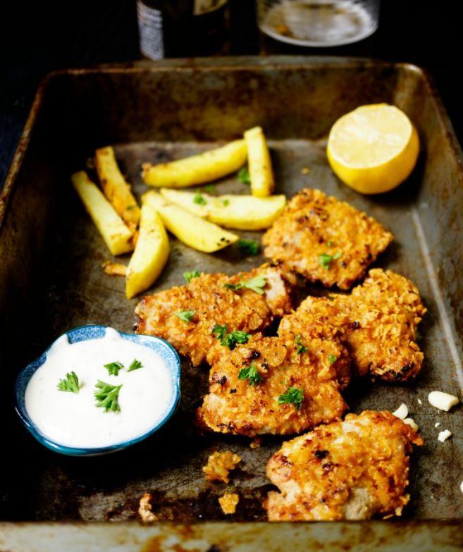 VERY EASY PORK DINNER RECIPE – FRIED PORK CUTLETS