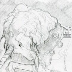 strangeoldhorse