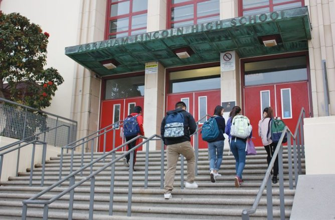 SFUSD advocates for schools to be renamed | The Skyline View