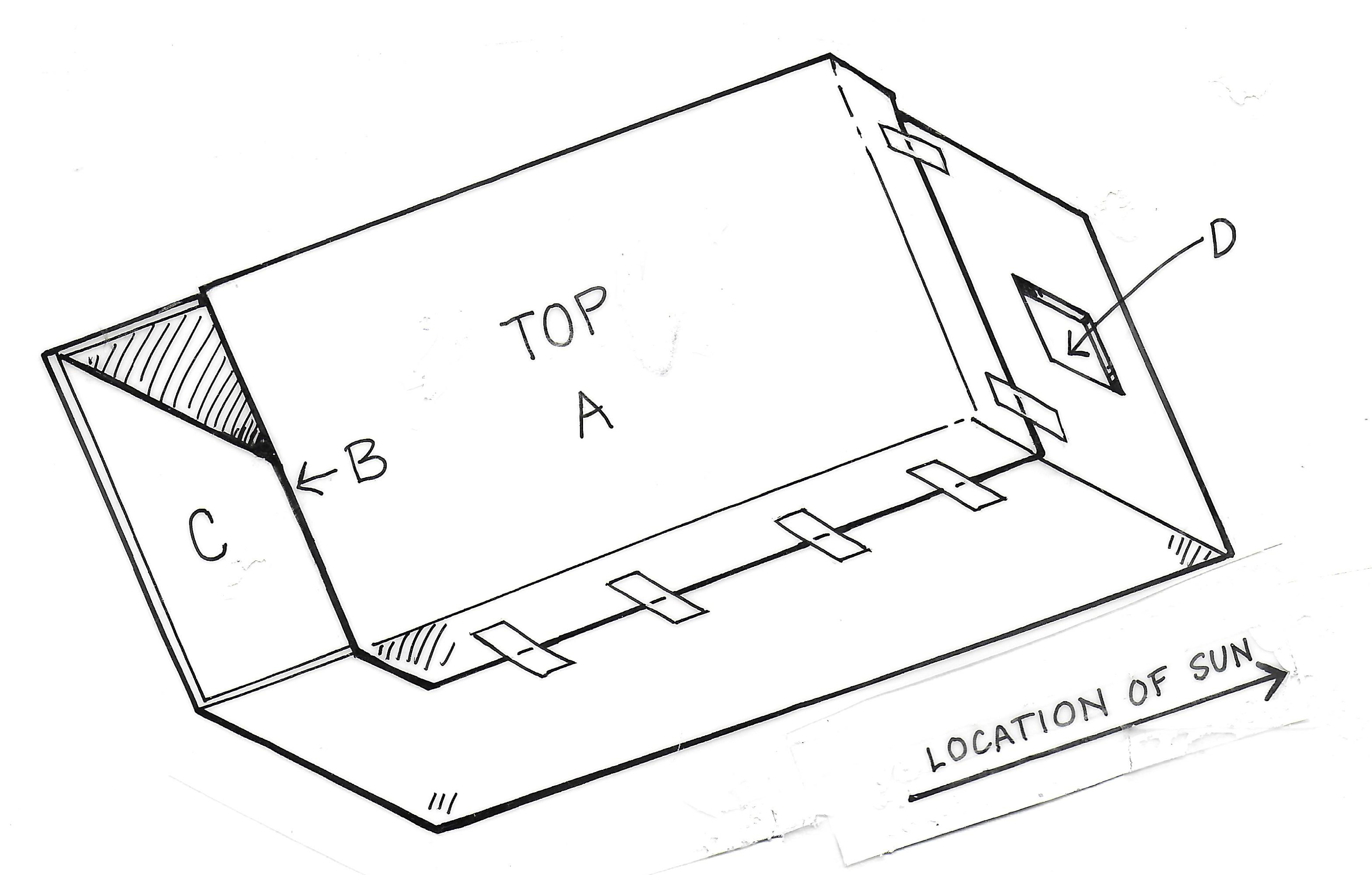 Build A Shoebox Pinhole Projection Eclipse Viewer