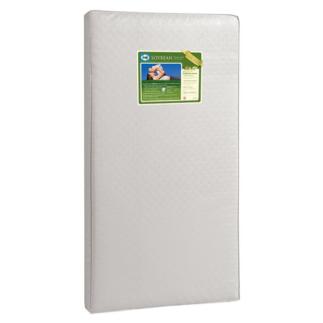 Sealy Soybean Foam Core Baby Mattress Review