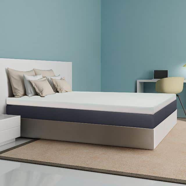 Best Memory Foam Mattress Topper Reviews 2018  The Sleep