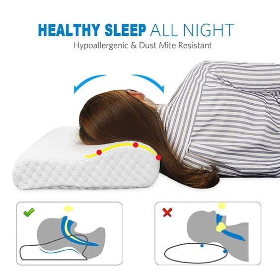 sleeping with neck pain tips for the