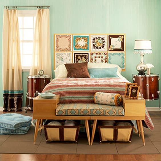 18 Retro Themed Bedroom Ideas The Sleep Judge