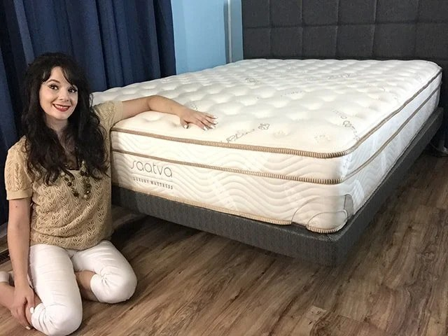 Saatva Mattress Review  The Sleep Judge