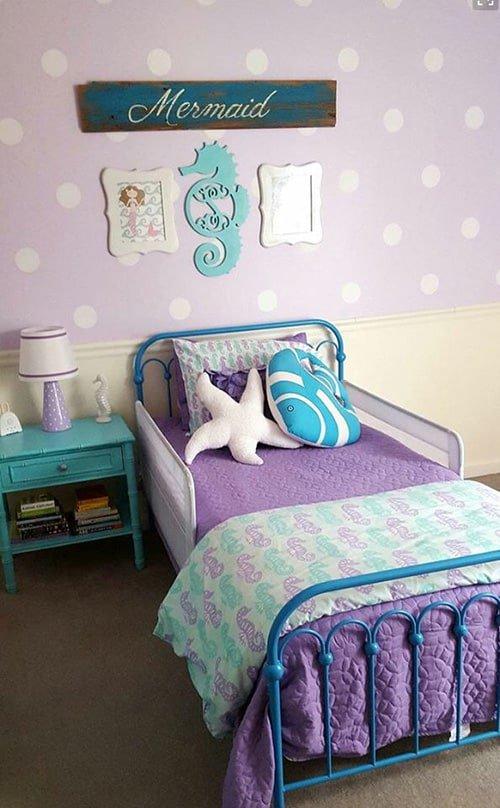 28 Nifty Purple And Teal Bedroom Ideas The Sleep Judge