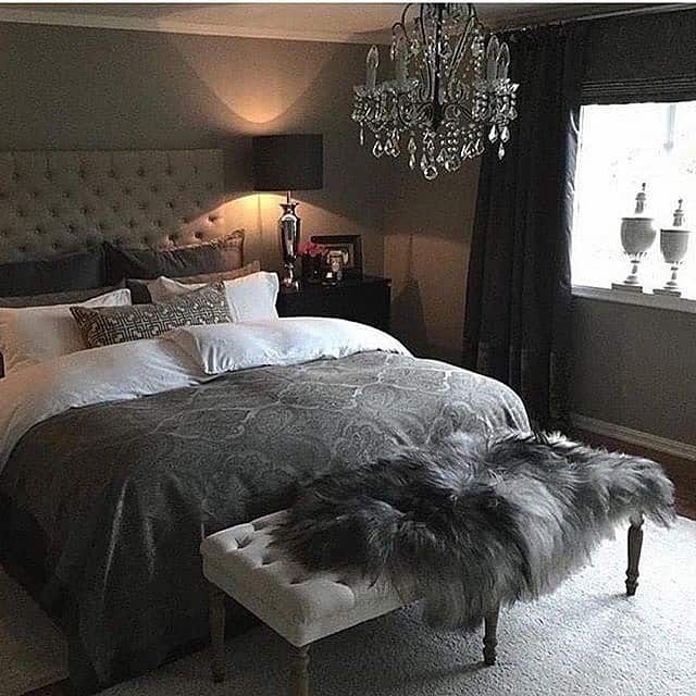 Edgy Girl Wallpaper The Best Boudoir Bedroom Ideas 16 Is Gorgeous The