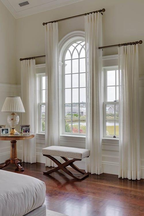 35 Spectacular Bedroom Curtain Ideas  TheSleepJudge