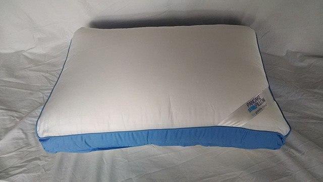the pancake pillow review the sleep judge