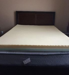 Best Price 4 Inch Memory Foam