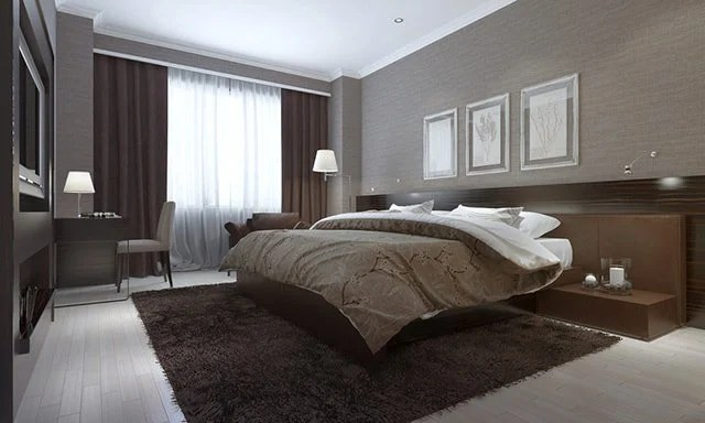 30 Absolutely Awesome Brown Bedroom Ideas The Sleep Judge