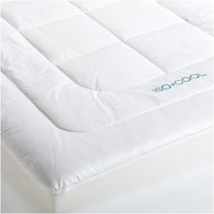 foam mattress topper for sofa bed cuddler with chaise best reviews 2019 the sleep judge sleepbetter iso cool
